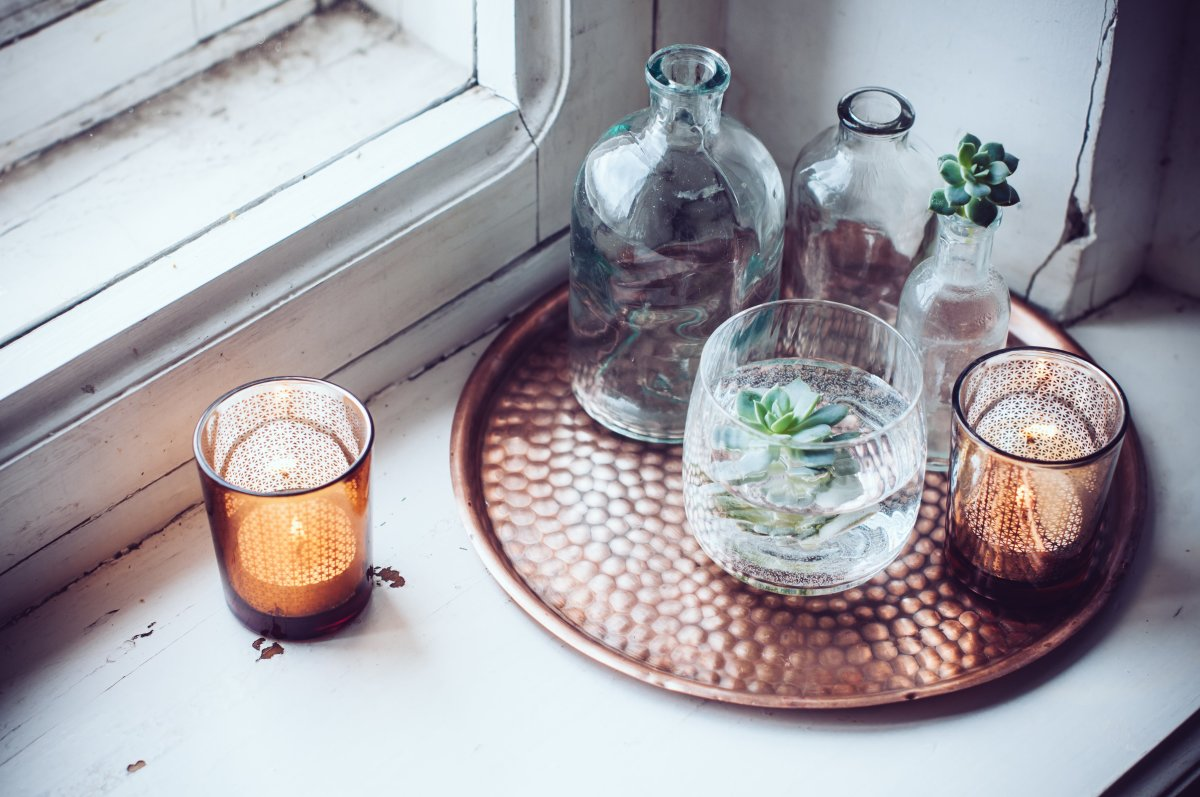 Add boho style to yoru home with these bohemian decor diy ideas.