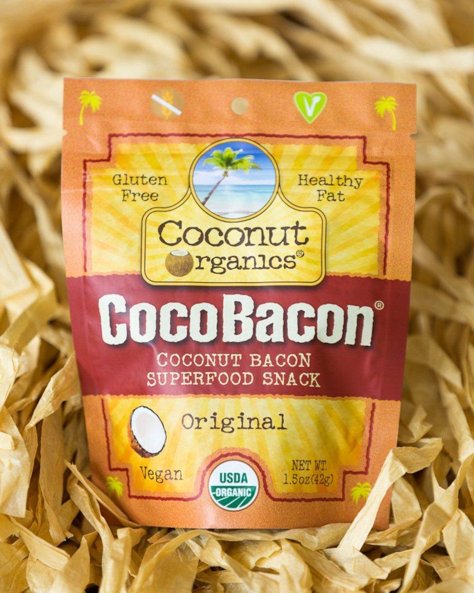 Coconut Organics's CocoBacon
