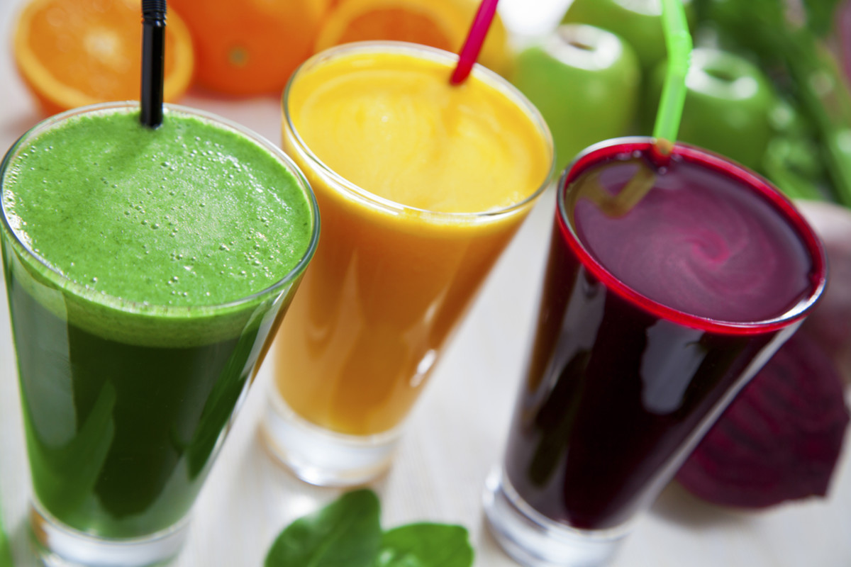 Is Juicing Healthy? The Response You Weren't Expecting - Organic ...