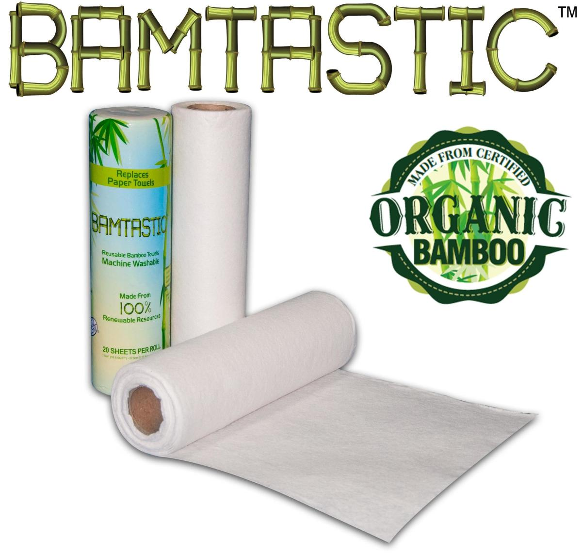 Bamtastic's Bamboo Towels