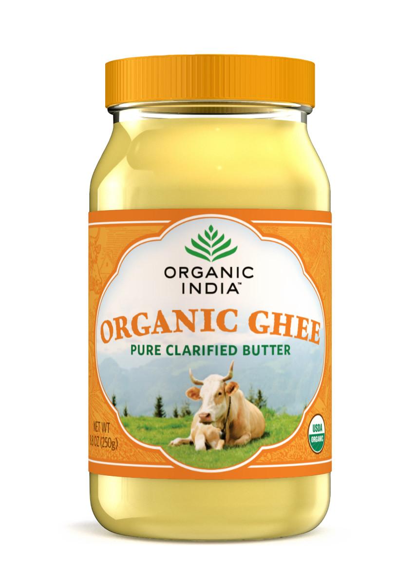 Organic India's Organic Ghee