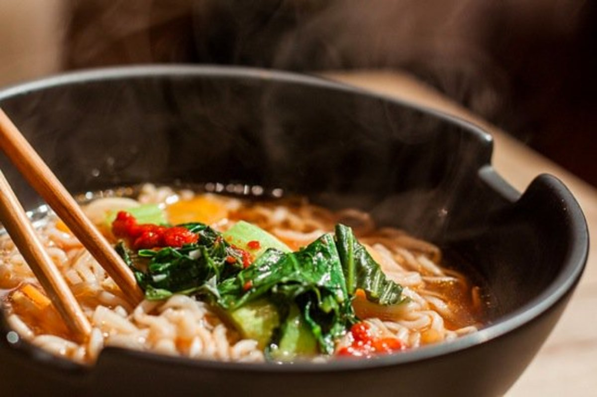 sriracha soup