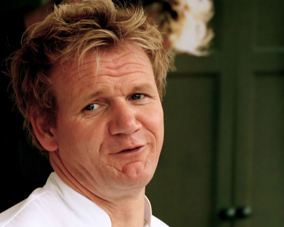Has Hell's (Kitchen) Frozen Over? Gordon Ramsay Says He's Gone Vegan