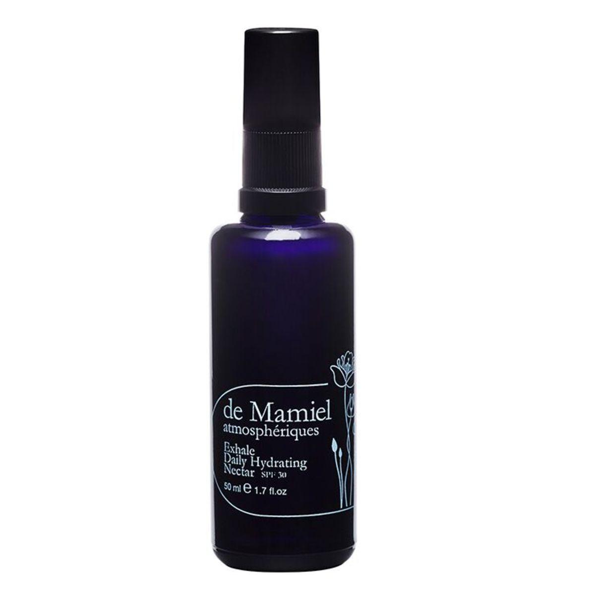 de nectar hydratant quotidien Exhale d'Exhale de Mamiel