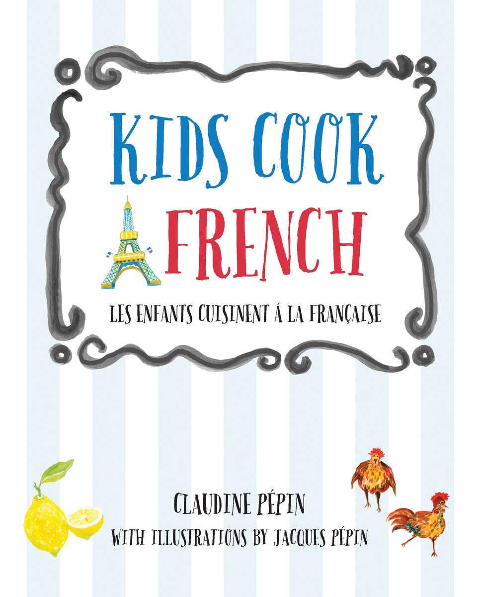 kids cook french