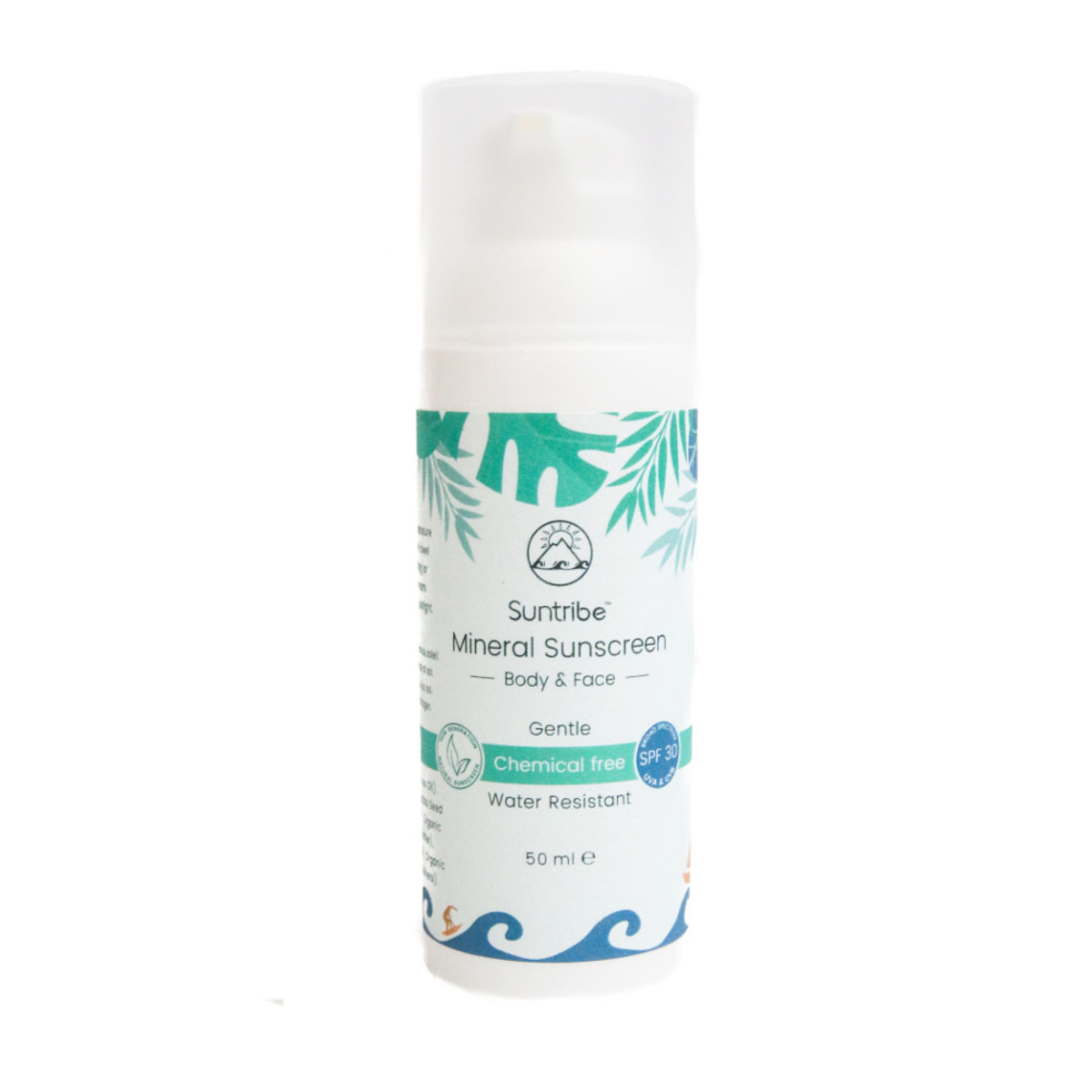 Suntribe Eco Body & Face Mineral Sunscreen