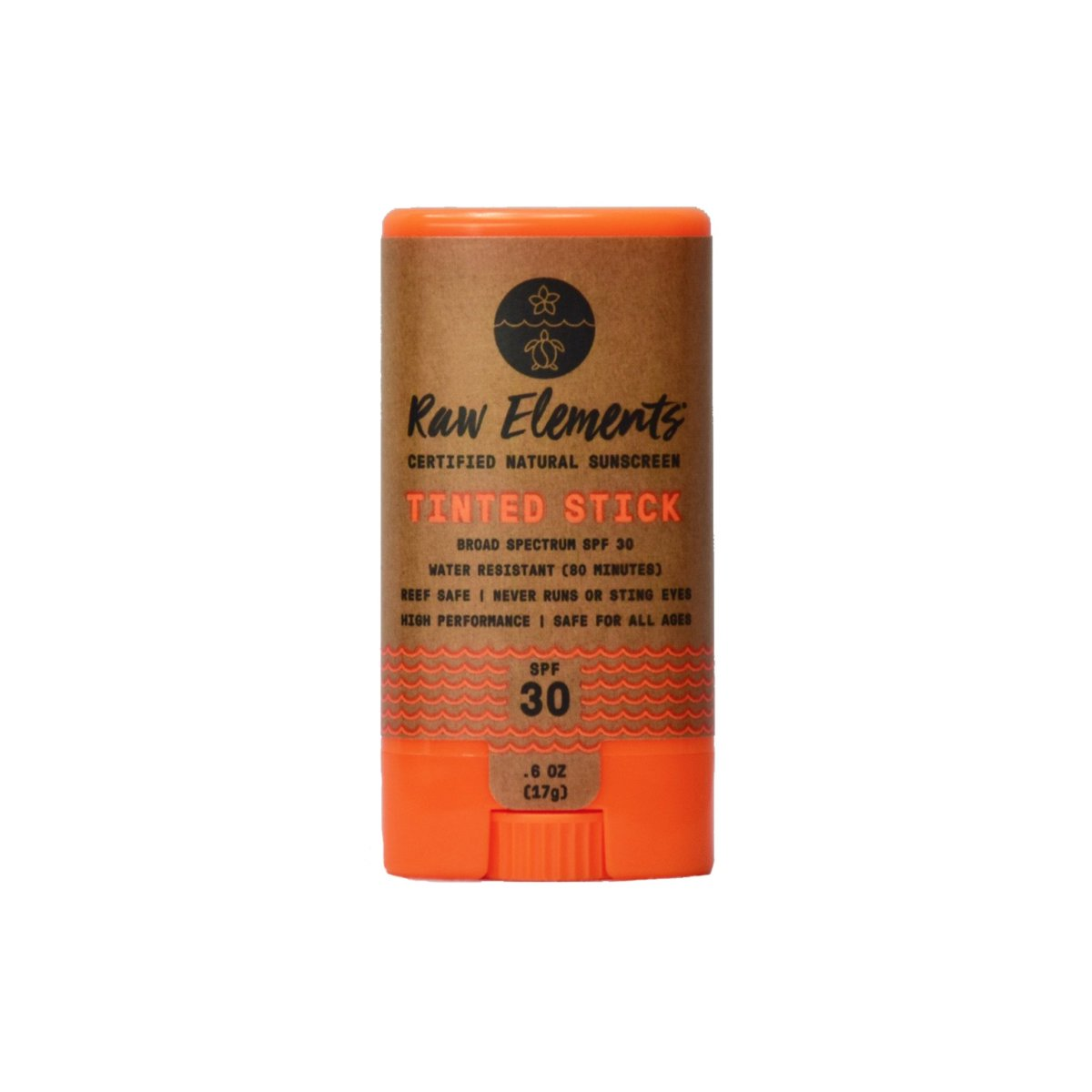 Raw Elements Tinted Moisturizer SPF 30