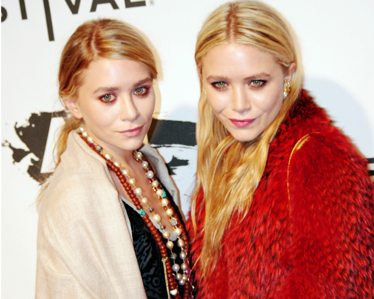 Mary-Kate and Ashley Olsen Are Crazy About Crystals and Sage