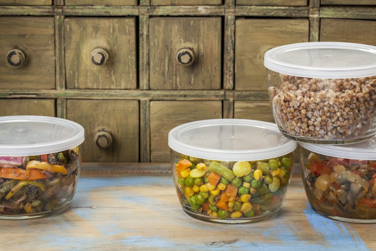 15 Storage Containers That Aren't Plastic Wrap