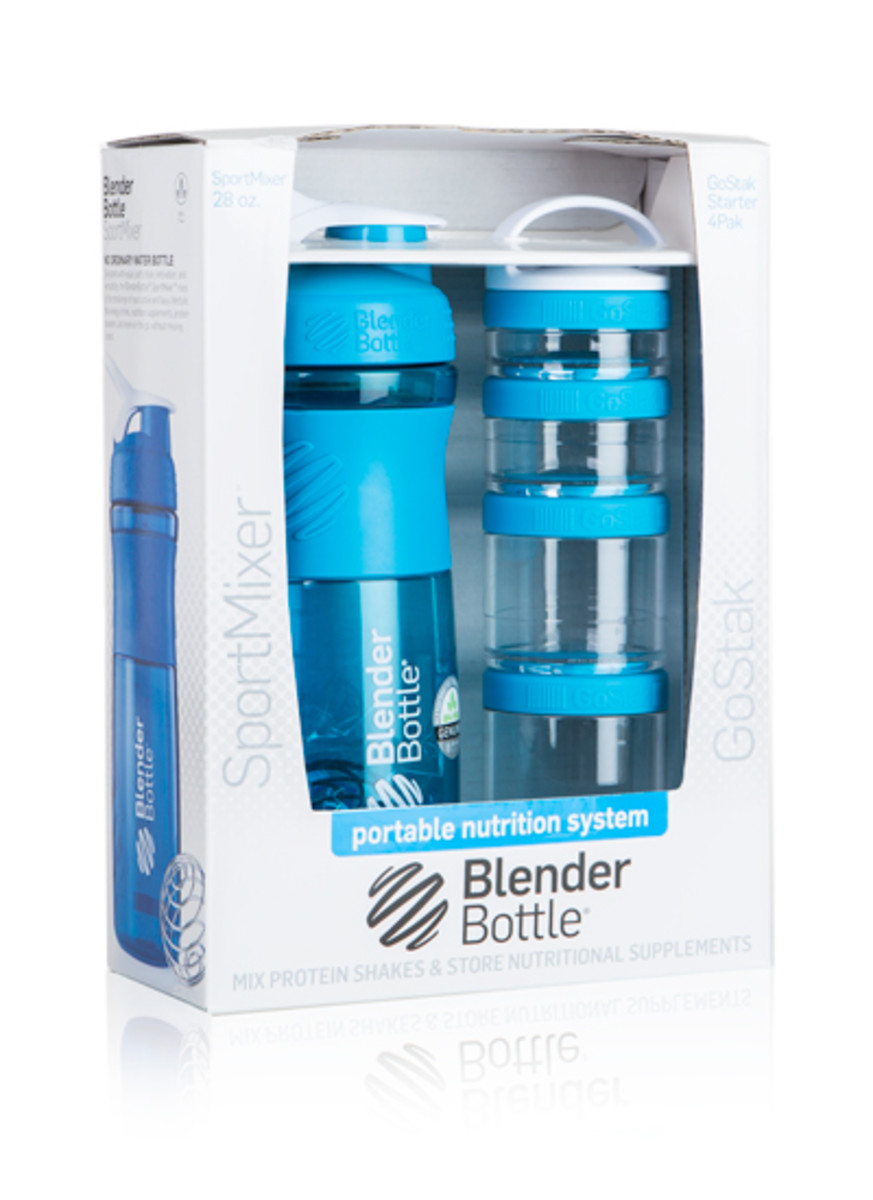 BlenderBottle's Combo Pack