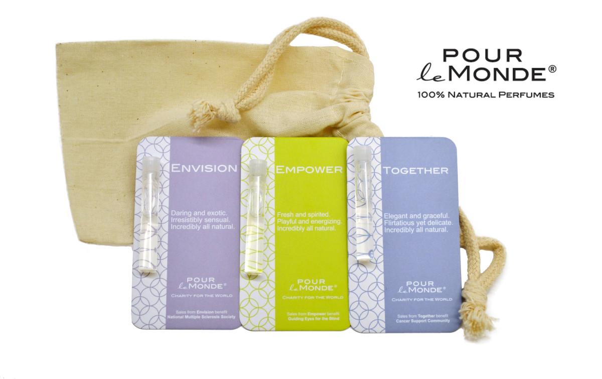 Pour Le Monde's Sample Pack