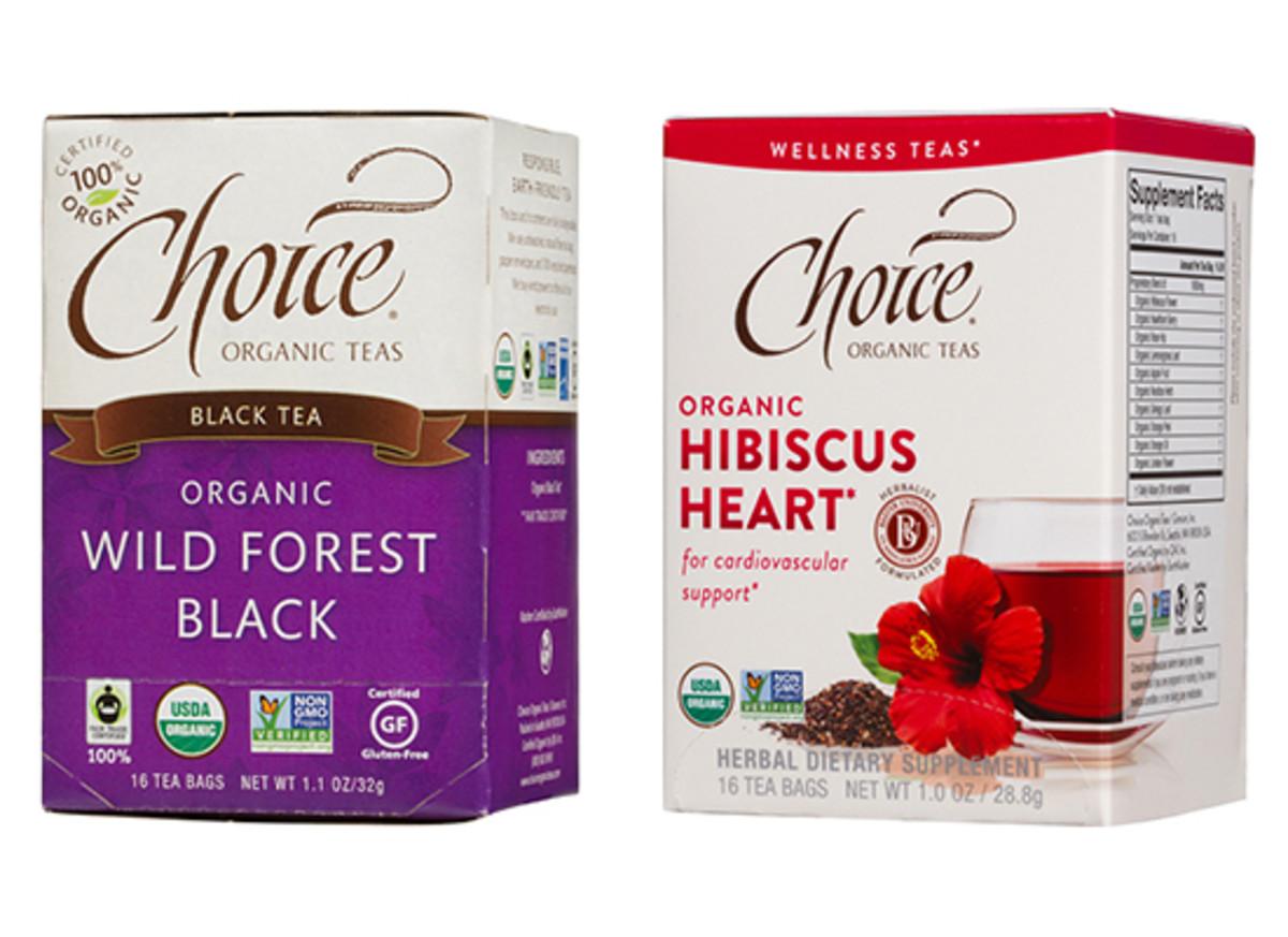 Choice Organic Tea