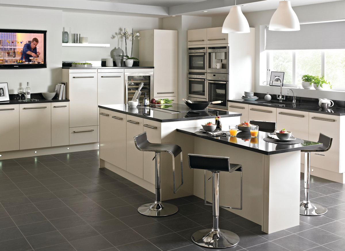 Shawnas Glamorous Custom Kitchen  home decorMy future