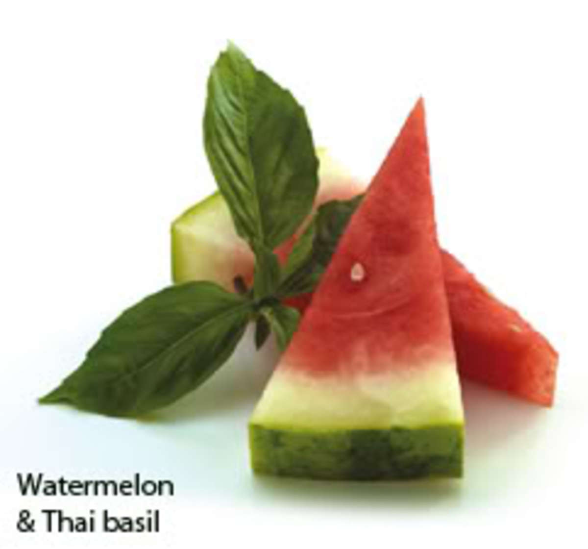 Pair Watermelon with Thai Basic