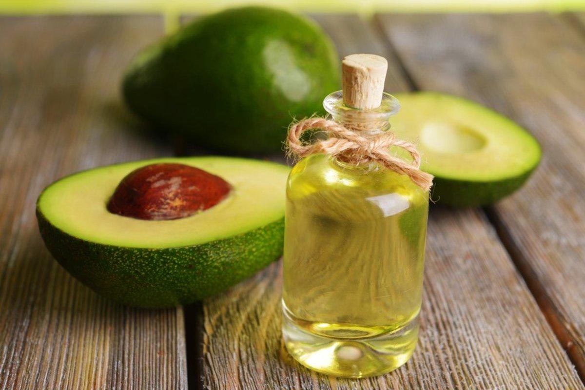 cooking oil - avocado oil