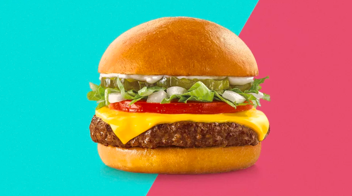 Sonic's 'Blended' Mushroom Burger Now Available Nationally