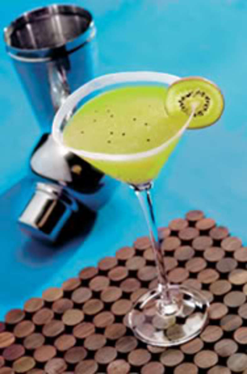 Green Kiwi Vesper 010