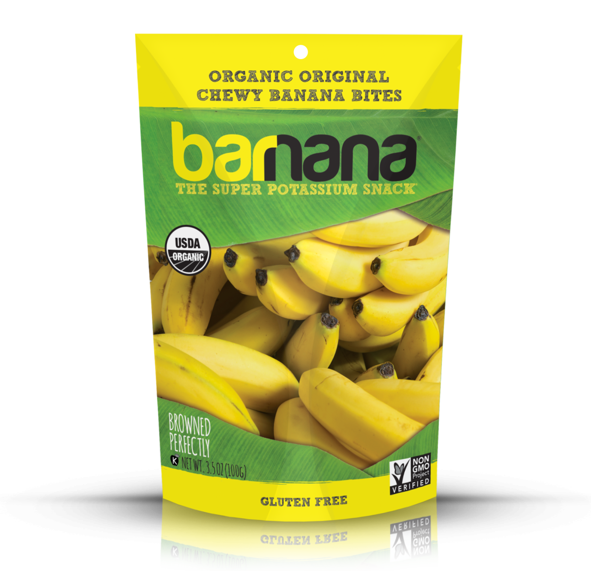 BARNANA - MOCK UP - 100G - ORIGINAL 2016