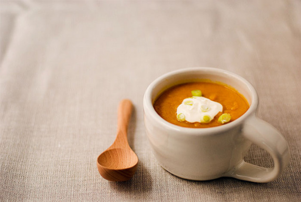 Butternut Bisque: World's Most Delicious Soup? - Organic Authority