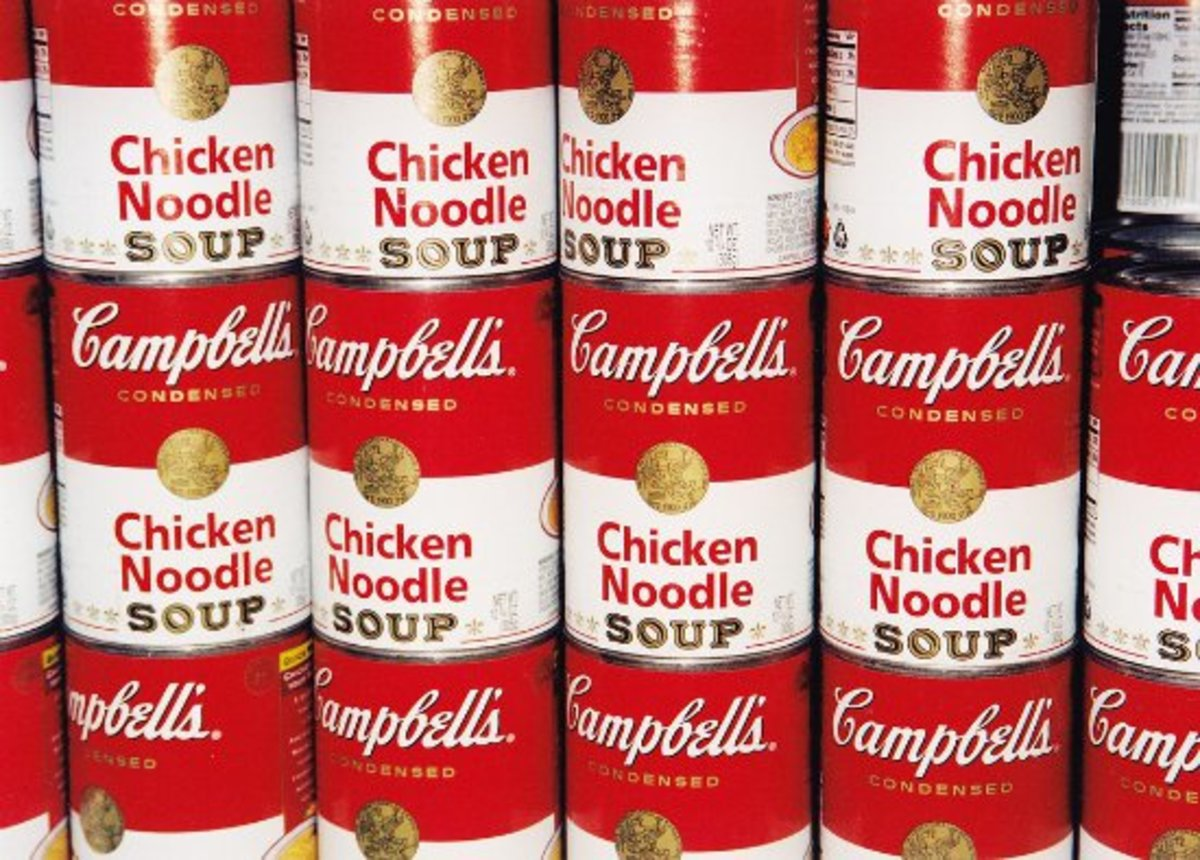 Campbell's Soup Pledges to Drop Artificial Ingredients by 2018