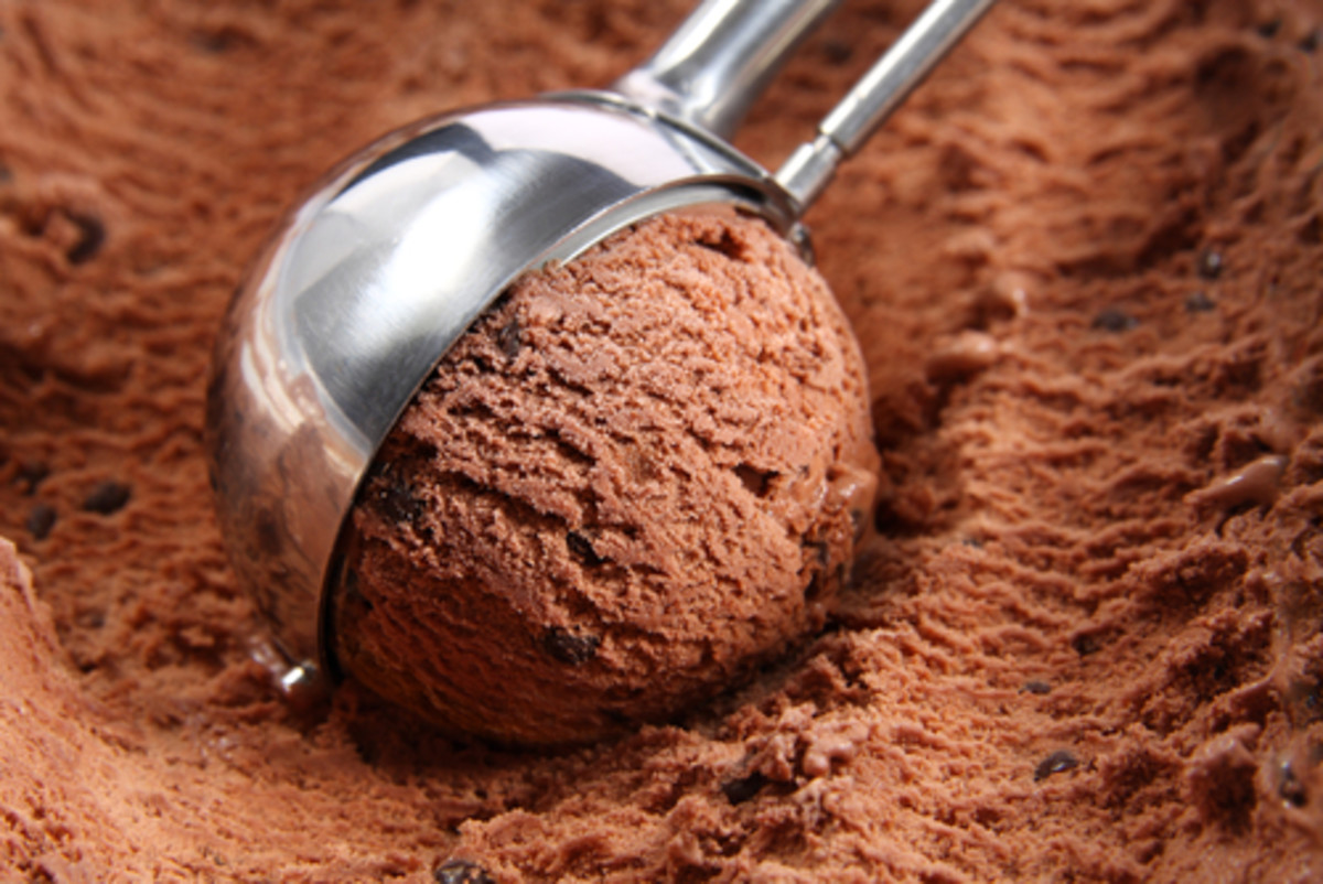 processed foods demystified: there's gum in your ice cream