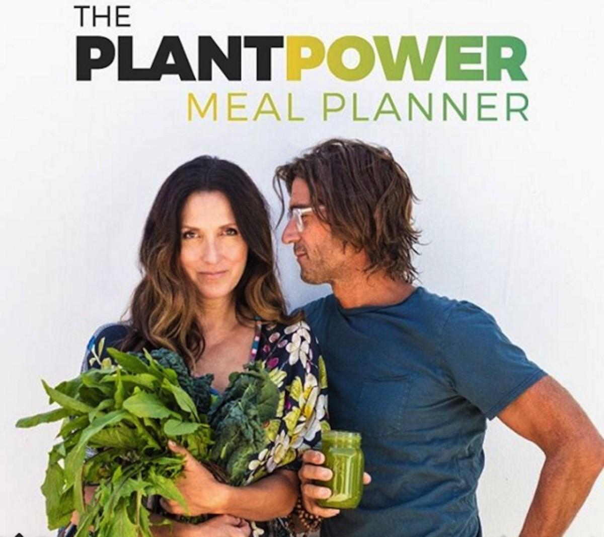 PlantPower Meal Planner