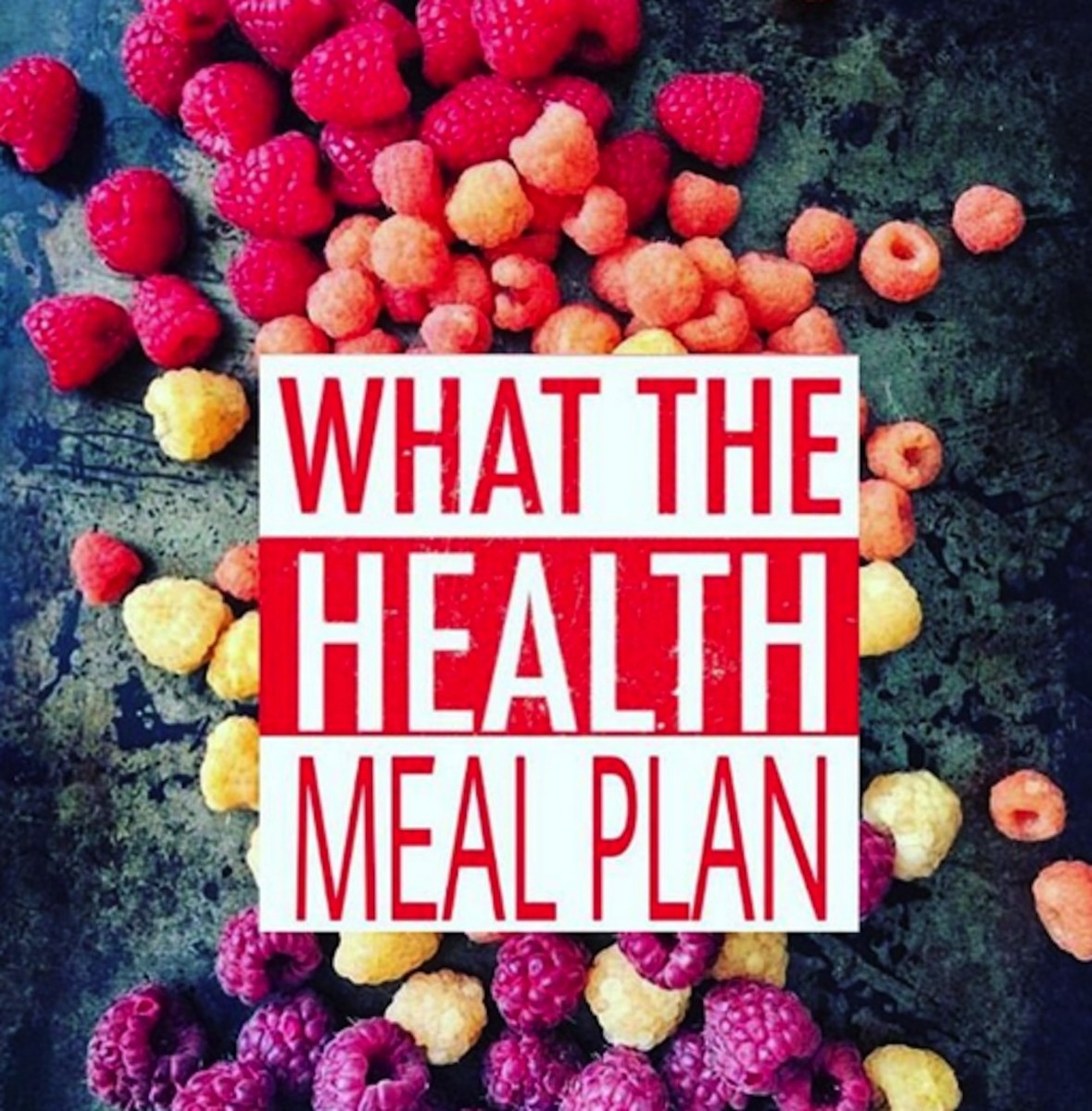What the Health Meal Planner