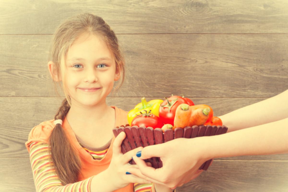 The 5 Reasons I'm Raising a Vegan Child