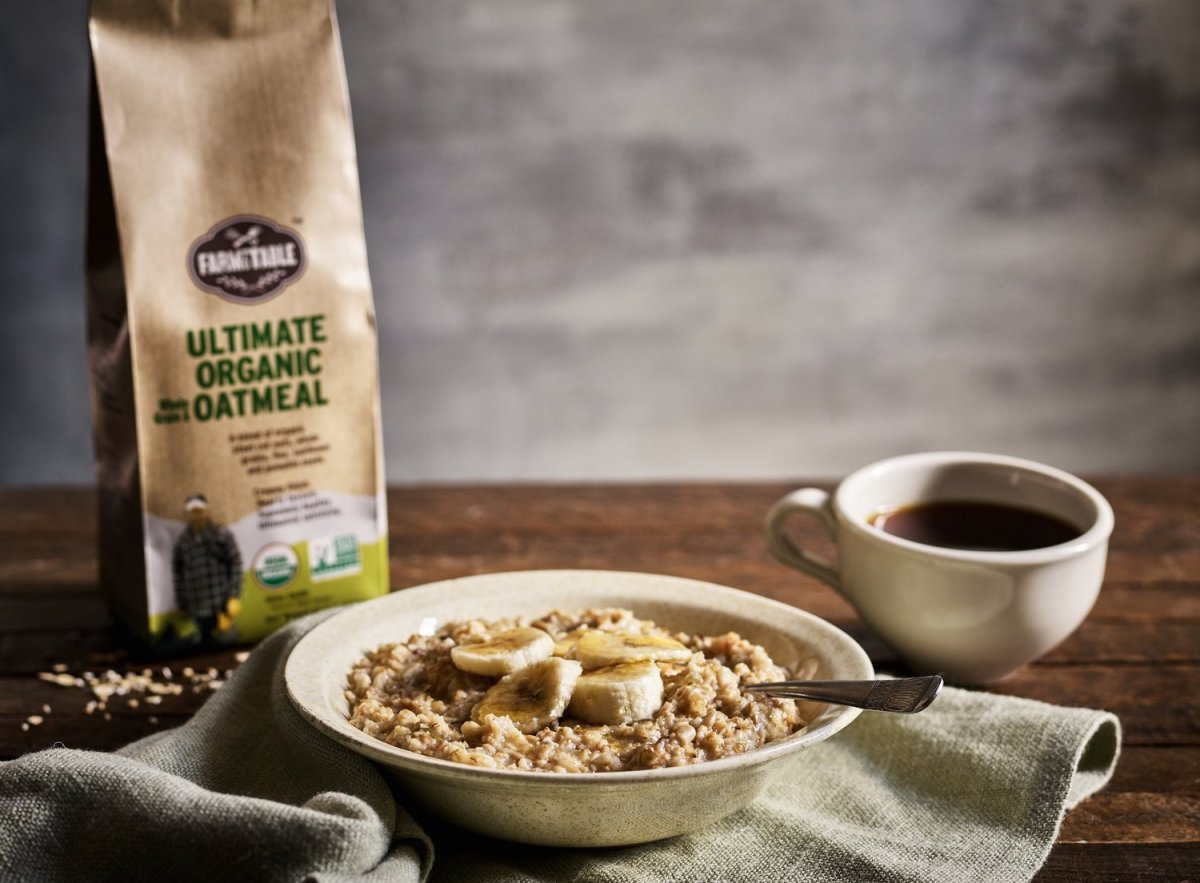 farm to table oatmeal