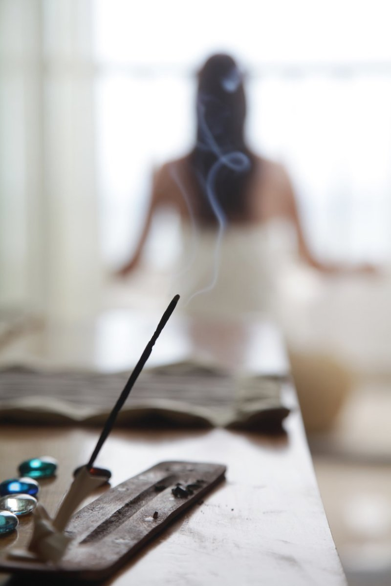 Yes, There's a Right Way to Burn Incense (Safely, of Course!)