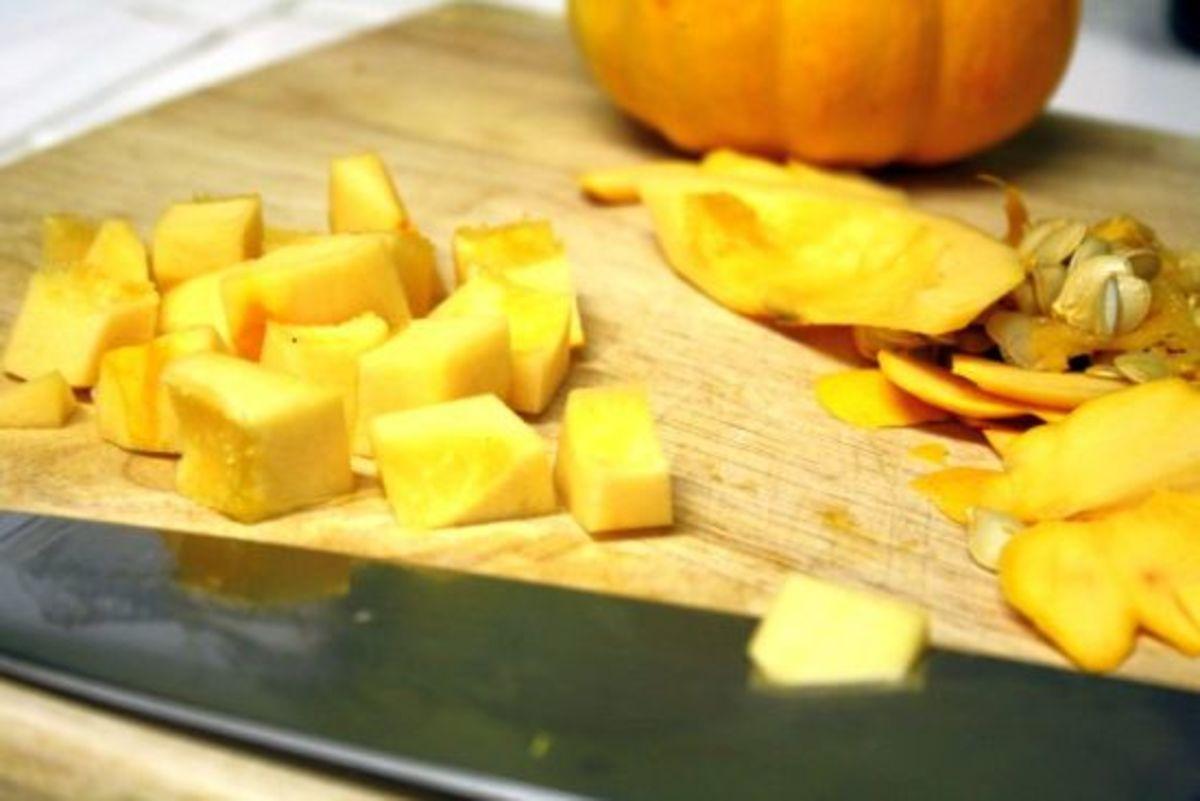 pumpkinsconescutting