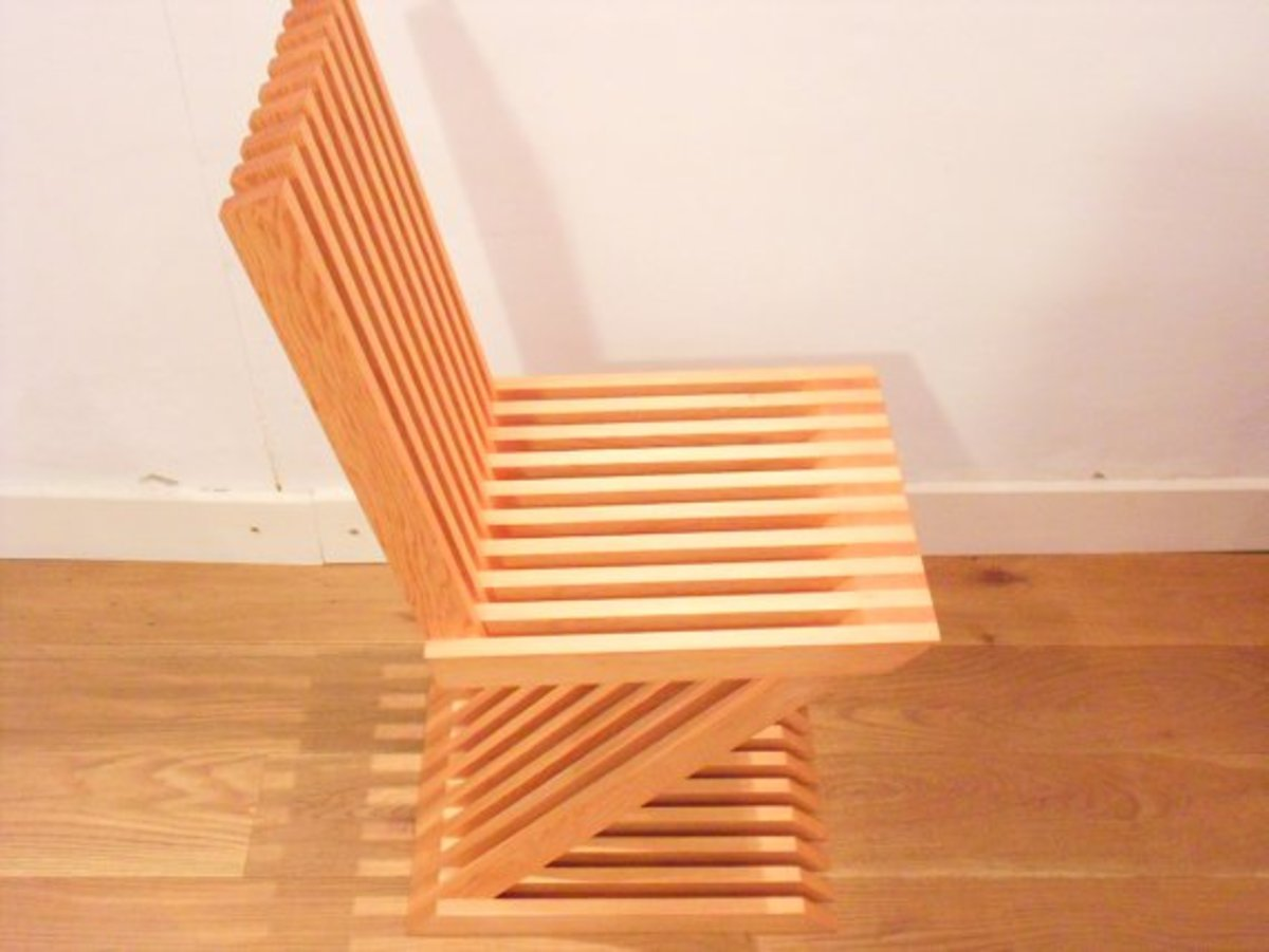 Discover sustainable sourced wood furniture.