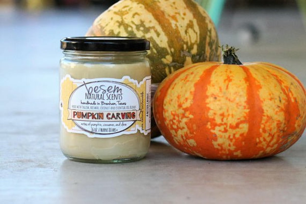 non-toxic fall candles