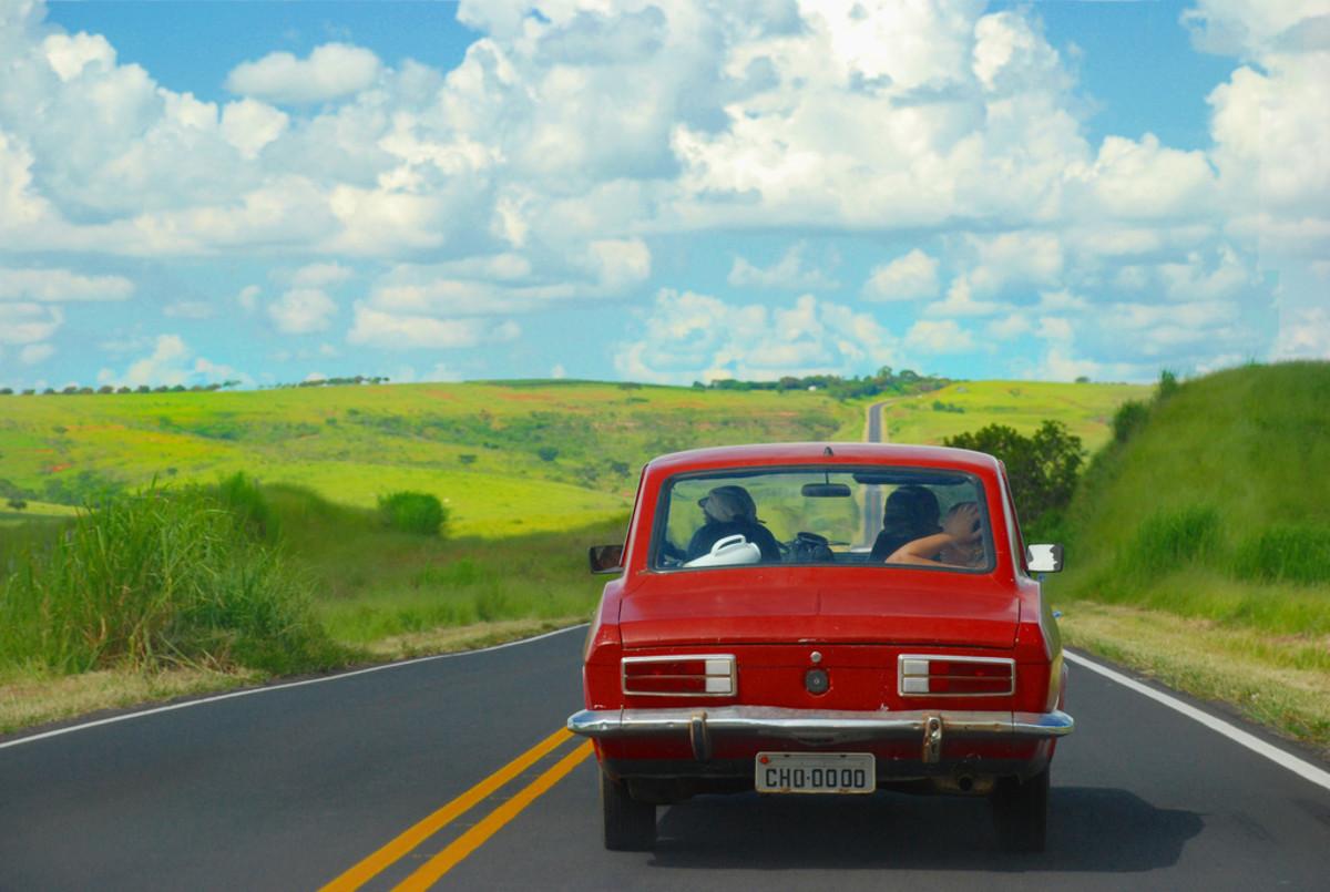 the quintessential road car - photo #27