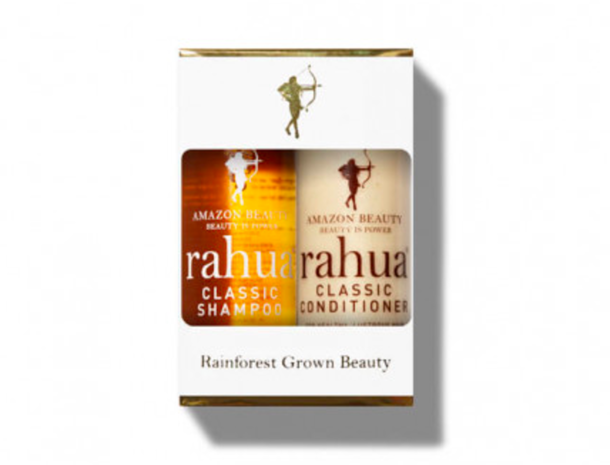 Rahua Classic Shampoo and Conditioner Travel Set, $16.50