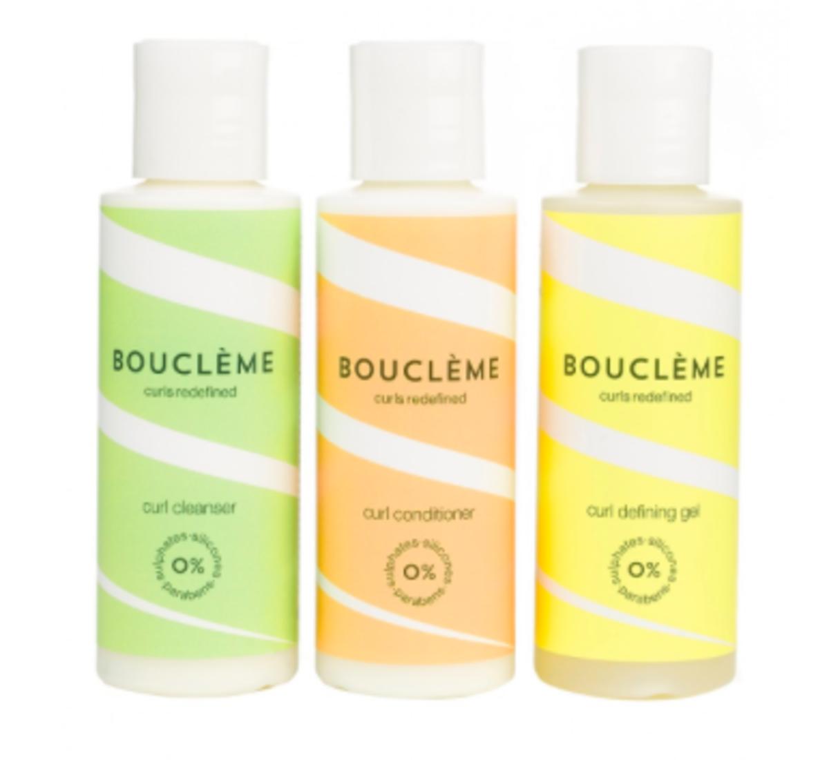 Bouclème Travel Set, $35