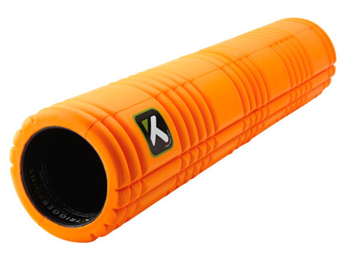 Orange Foam Roller