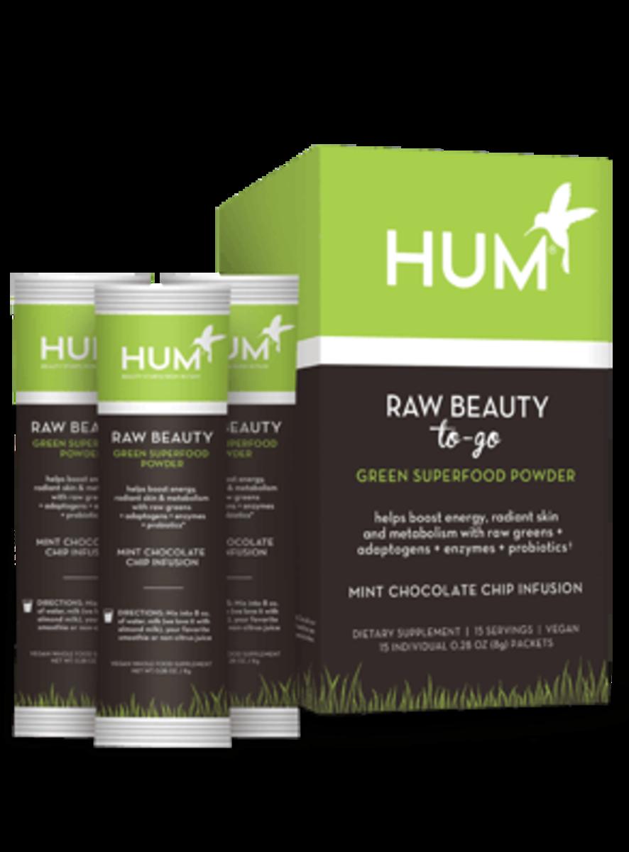 HUM Raw Beauty to Go, $25.00