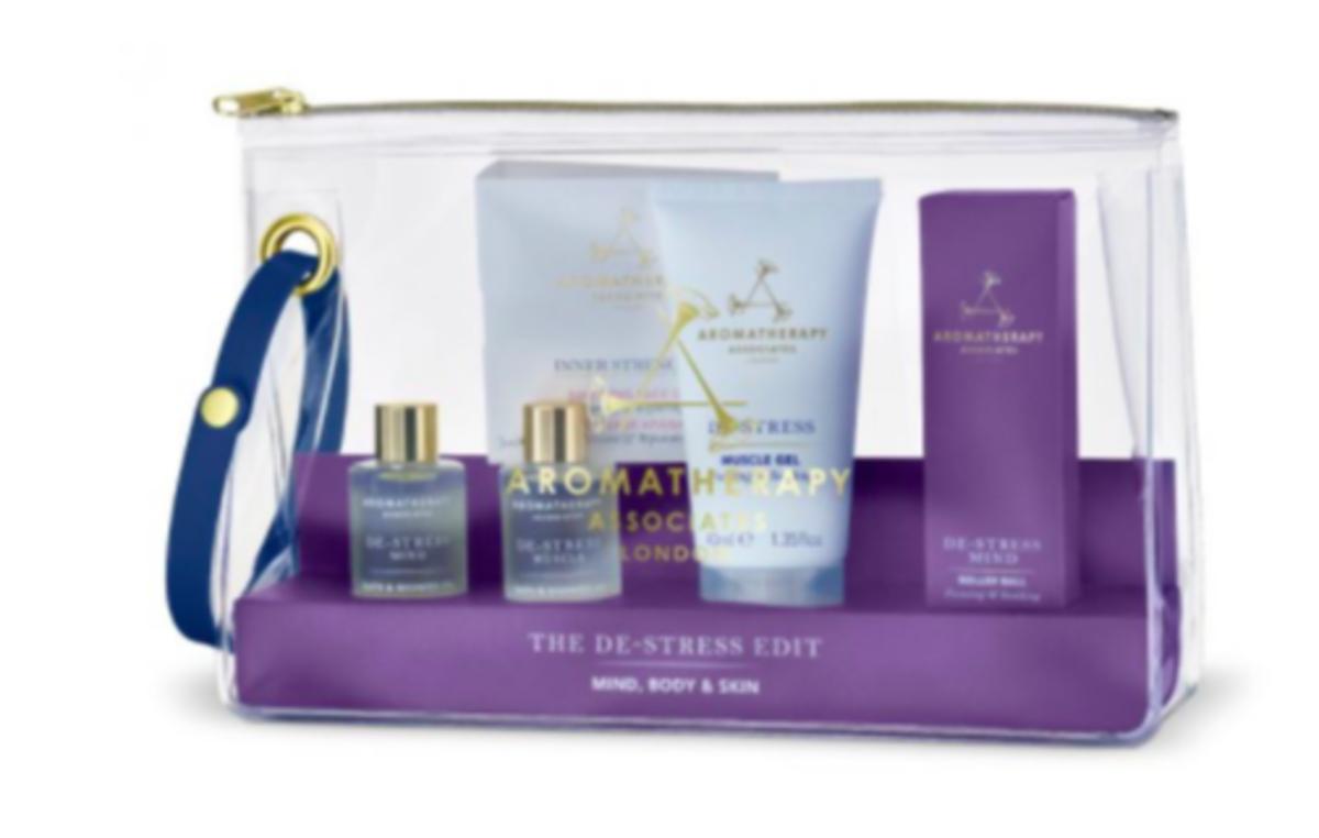 Aromatherapy Associates - The De-Stress Edit, $54.00