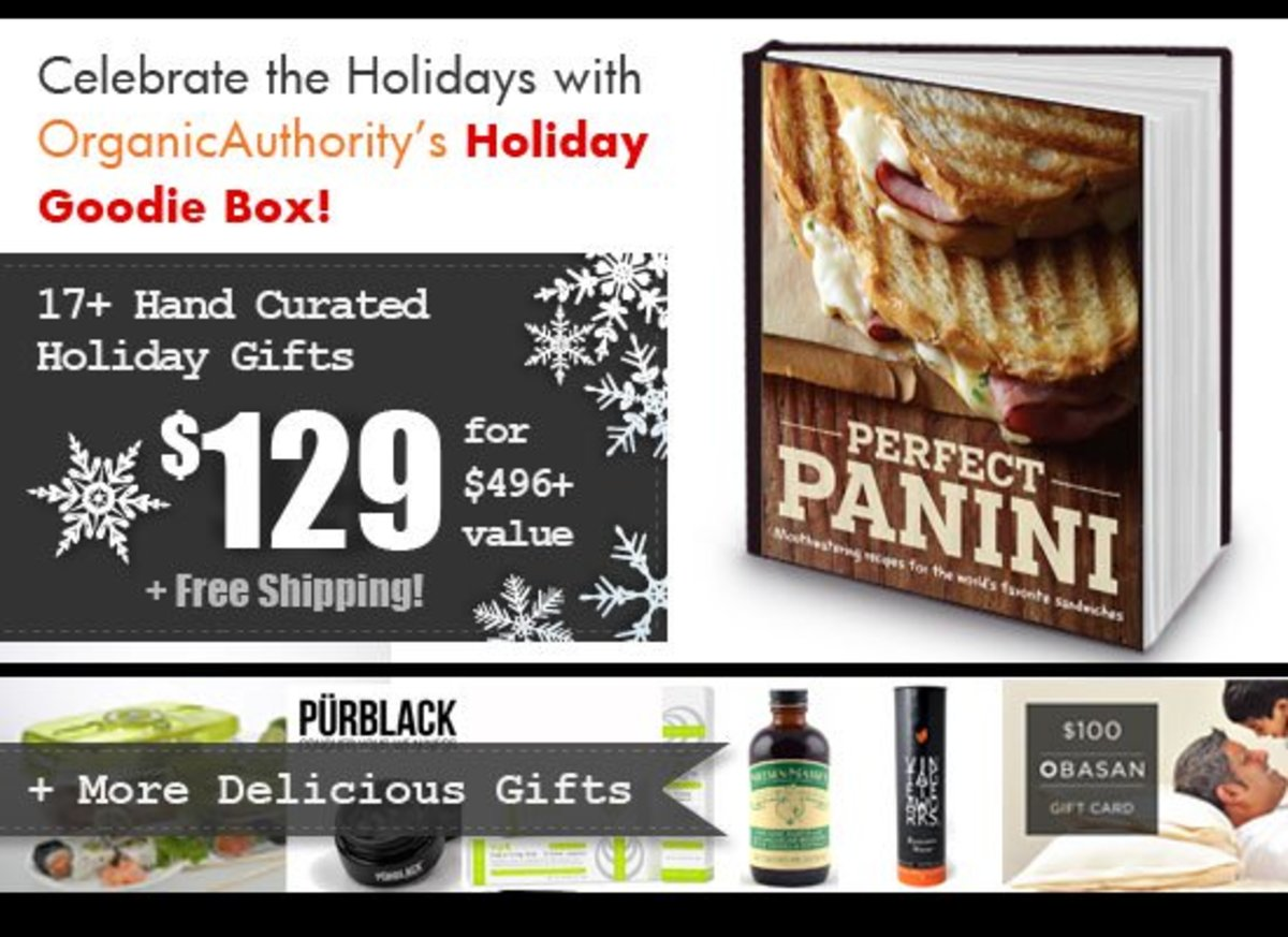 OA holiday goodie box 2013