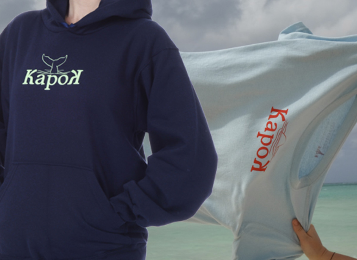 Kapok $80 Gift Card for Hoodie and T-shirt