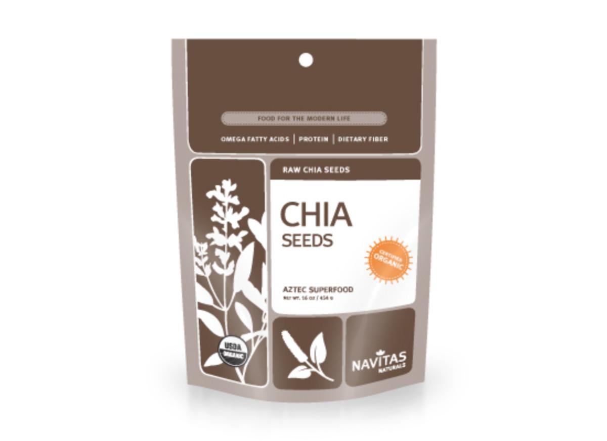 Navitas Naturals Chia Seeds