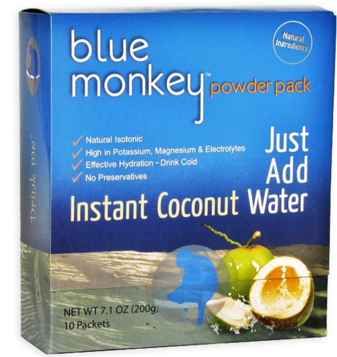 Blue Monkey Instant Coconut Water