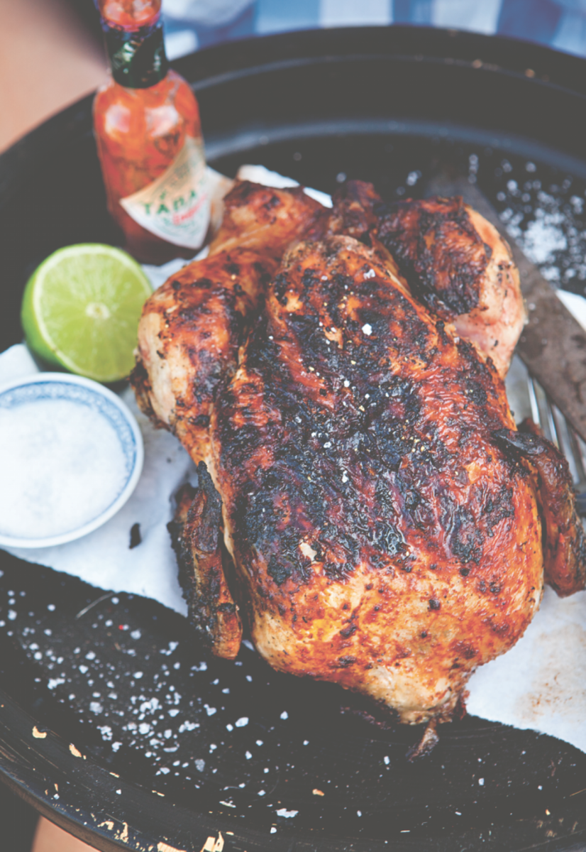 Grilling ideas, chicken