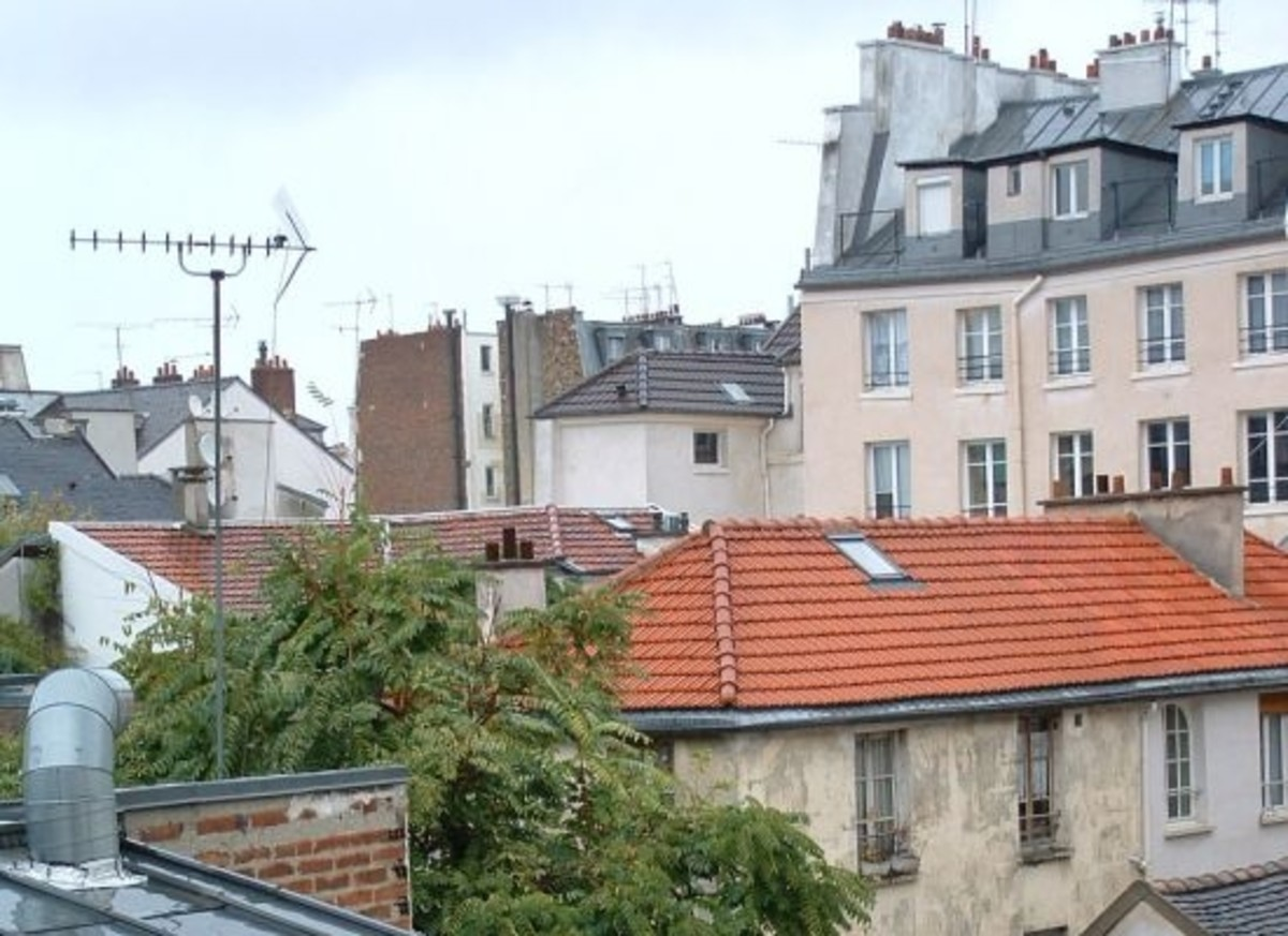 My Home In Paris life in a tiny home: my 120 square foot apartment in paris