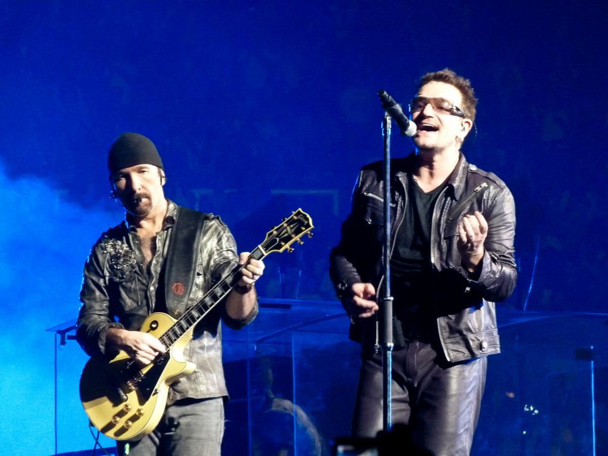 Will the Legacy of U2's Bono and The Edge be Curing Diabetes?