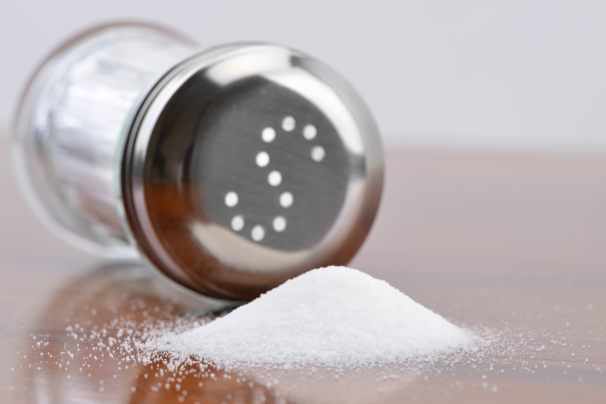 New York City Institutes Warning Labels on High Sodium Foods in Chain Restaurants