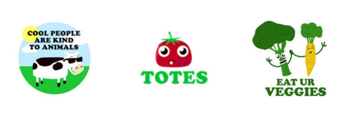 Vegenaise and Lil B's Vegan Emoji App is Totes Rad