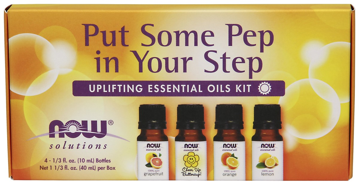 Put Some Pep In Your Step EO Kit