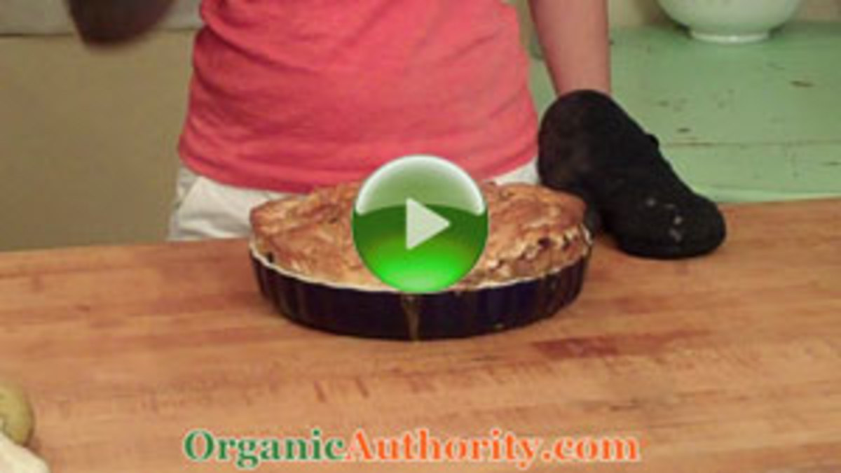 Turkey Pot Pie Video